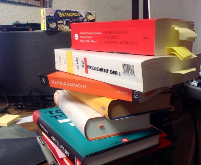 Hausaufgaben für die empirische Sozialforschung