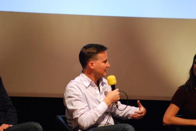 Richard Gutjahr auf dem NRW-Journalistentag