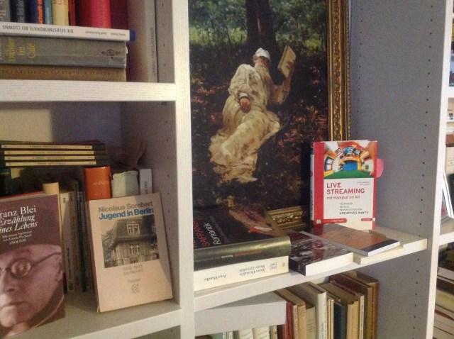 Tolstoi. Live Streaming-Literatur und die Leidenschaft der ausgiebigen Lektüre