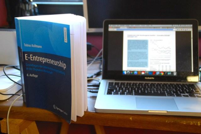 Mehr Lehrstühle für Unternehmensgründungen vonnöten
