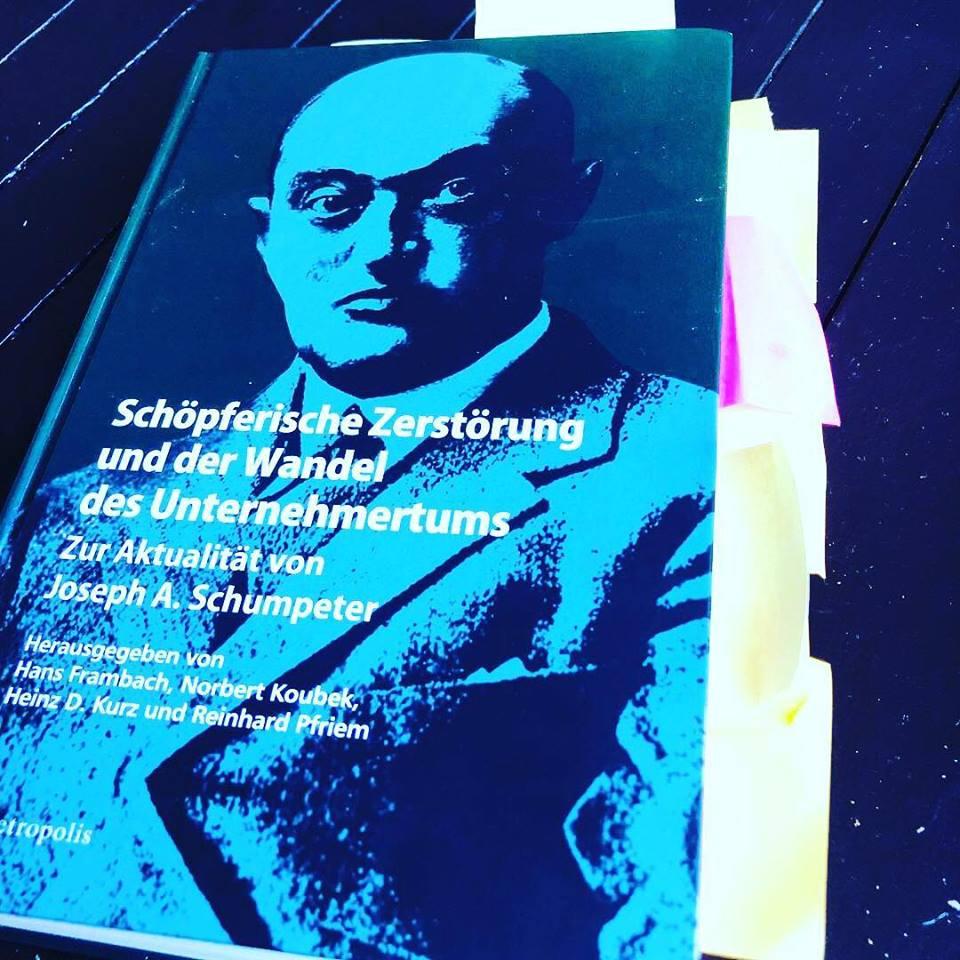Macht und die Kaste der Manager – Warum wir in Bonn neue Schumpeter-Unternehmer brauchen #GemeinsamGründen — ichsagmal.com