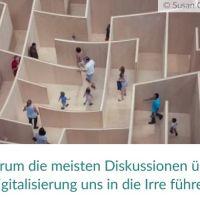 Mittelständler setzen zu stark auf die Digitalisierung ihrer Prozesse und verlierendie Innovation aus den Augen @KfW_Research @keypousttchi @bernhardsteimel @ConstantinSohn — ichsagmal.com