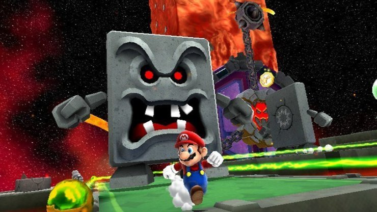 Super Mario Galaxy 2 - Screenshot