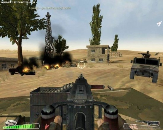 Terrorist Takedown: Payback - Screenshot