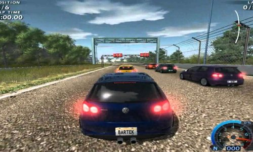 World Racing 2 - Screenshot