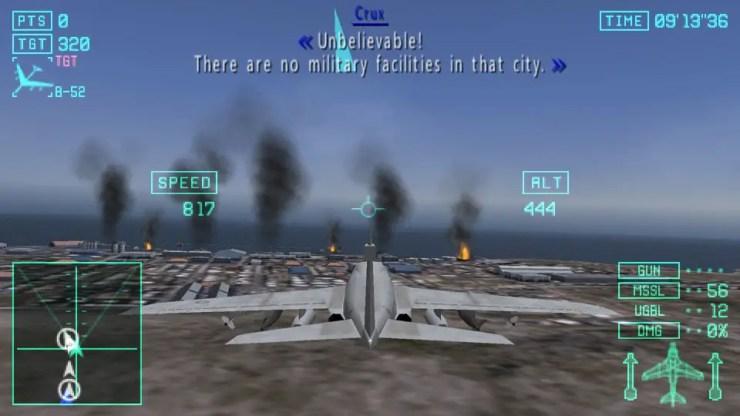 Ace Combat X, Bild: Namco Bandai