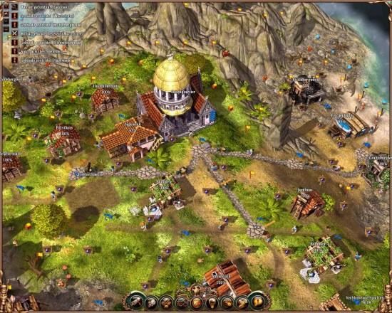 Die Siedler II, Bild: Ubisoft