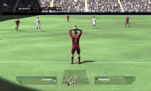 FIFA 07 - Screenshot