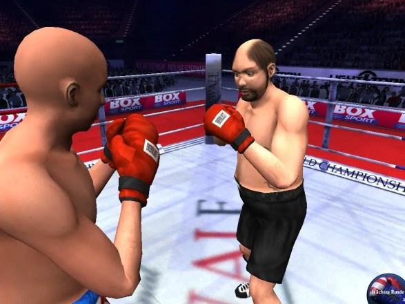 Boxsport Manager, Bild: dtp entertainment