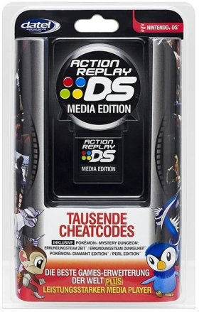 Action Replay DS, Bild: Datel