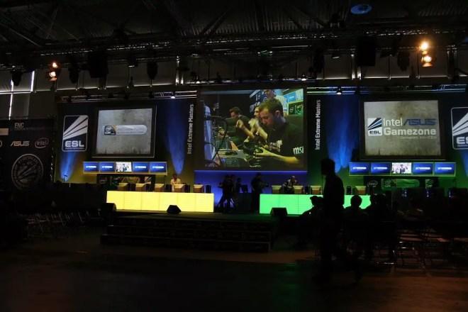 Gamescom 2009 - Tag 2, Foto: Frederic Schneider