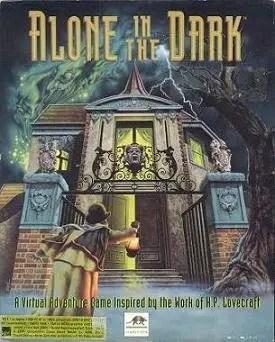 Cover von Alone in the Dark