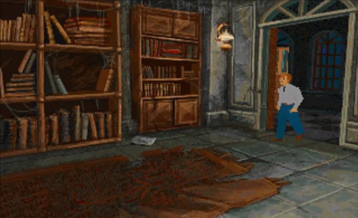 Screenshot aus Alone in the Dark