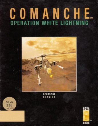 Cover von Comanche: Operation White Lightning