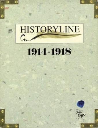 Cover von Historyline 1914-1918