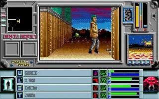Screenshot von Whale's Voyage