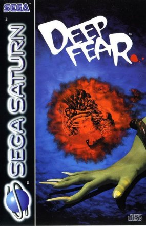 Cover von Deep Fear für SEGA Saturn