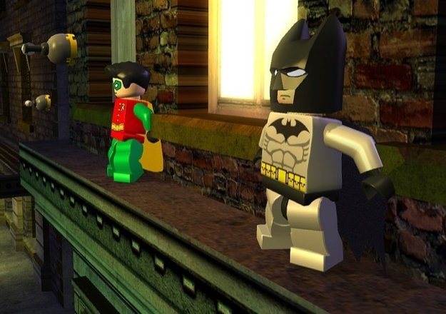 Screenshot aus LEGO Batman