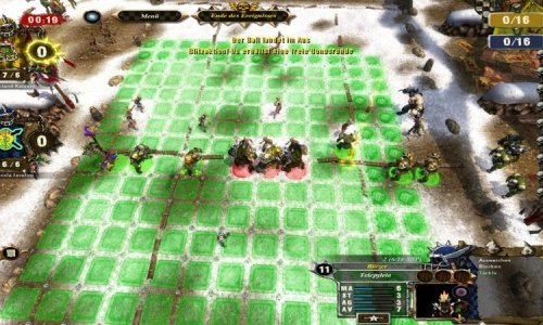 Screenshot aus Blood Bowl: Legendary Edition