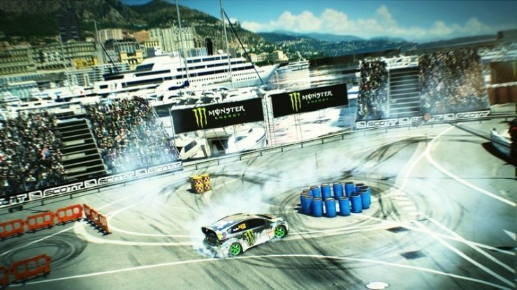 DiRT 3, Bild: Codemasters