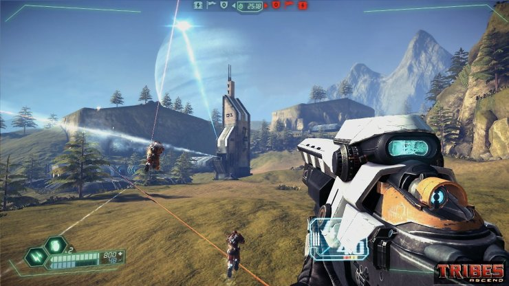 Tribes: Ascend Screenshot