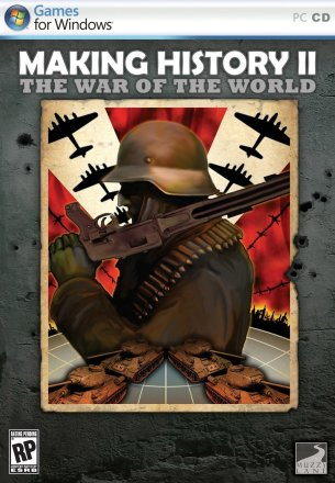 Making History 2: The War of the World Cover