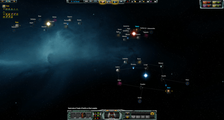 Sins of Solar Empire Screenshot