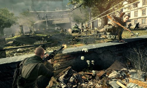 Sniper Elite V2 Screenshot