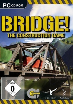 Bridge! The Construction Game Cover