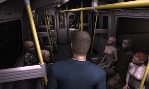 London Underground Simulator Screenshot