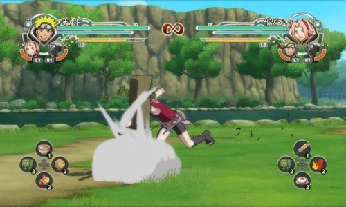 Naruto Shippuden: Ultimate Ninja Storm Generations Screenshot