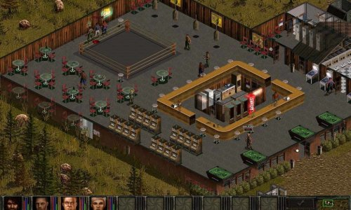Jagged Alliance 2: Wildfire - Screenshot