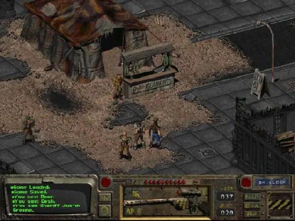 Fallout, Bild: Interplay Entertainment
