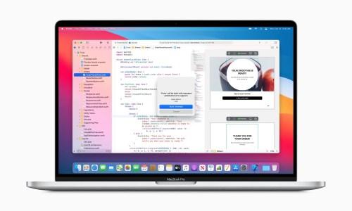 Software für Macs mit Intel- und ARM-Prozessor entwickeln, Bild: Apple