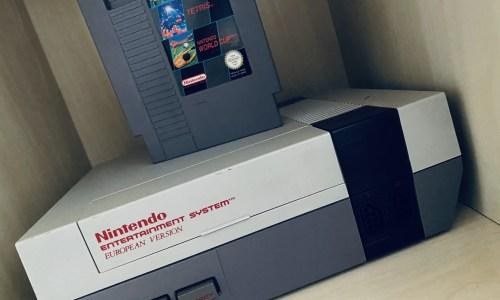 Nintendo Entertainment System, Bild: Alexander Trust