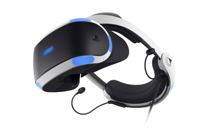 PlayStation VR (2018er Modell), Bild: Sony Computer Entertainment