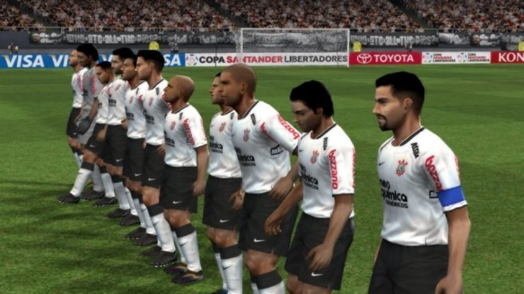 PES 2011 - Wii-Screenshot