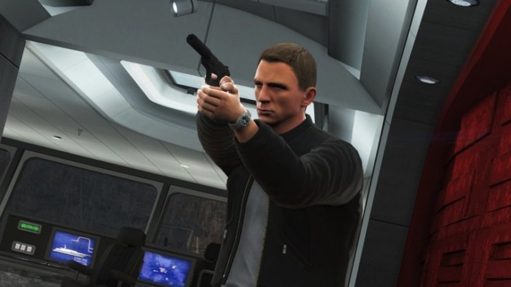 James Bond 007: Blood Stone - Screenshot