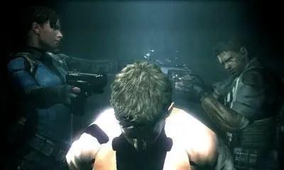Resident Evil: Revelations - Screenshot