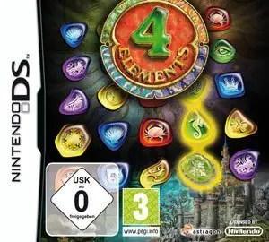 4 Elements - NDS Packshot
