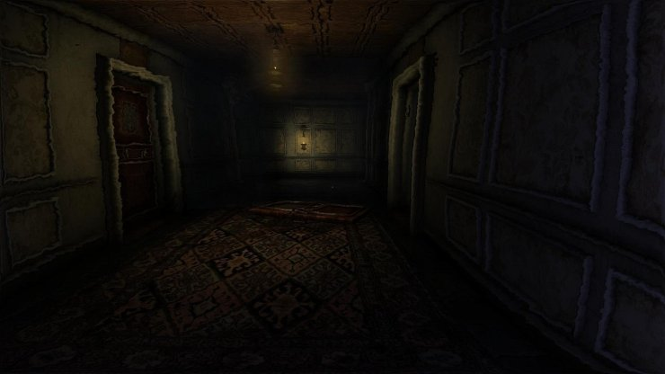 Amnesia: The Dark Descent - Screenshot