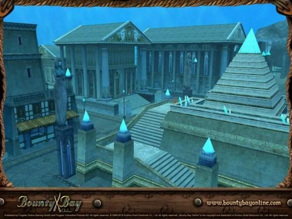 Bounty Bay Online Atlantis - Screenshot