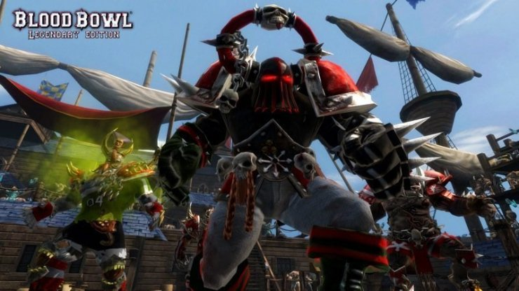 Blood Bowl Legendary Edition - Screenshot