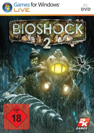 Bioshock 2- Packshot Windows PC