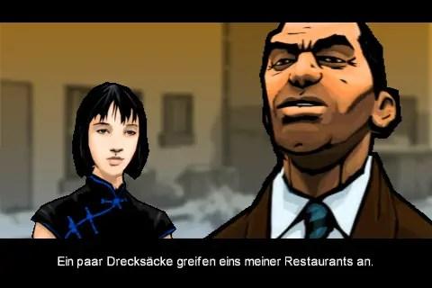 GTA: Chinatown Wars - Cutscene