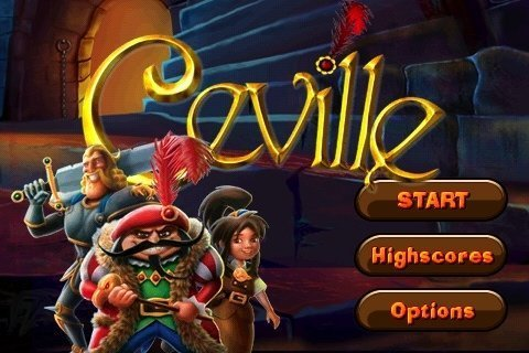 Ceville - iPhone-Screenshot