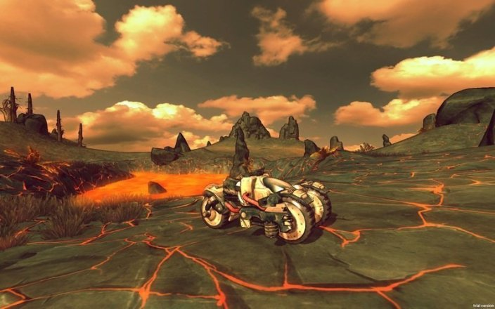 Crasher - Screenshot
