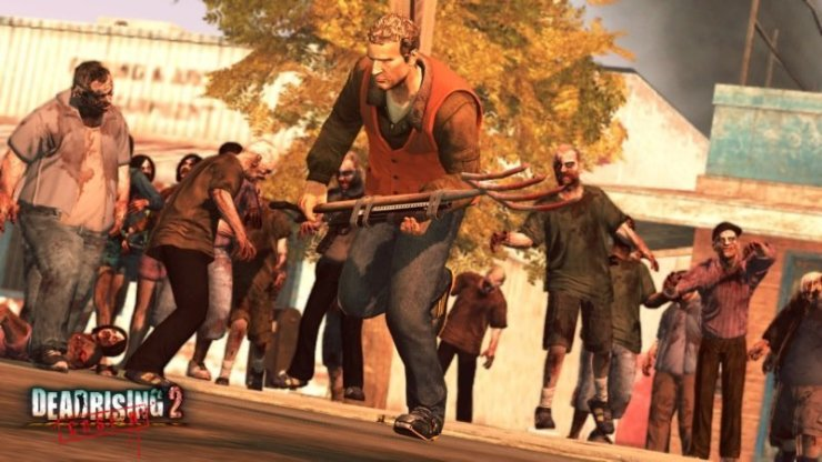Dead Rising 2: Case Zero - Screenshot