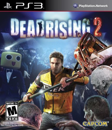 Dead Rising 2 - Cover PS3