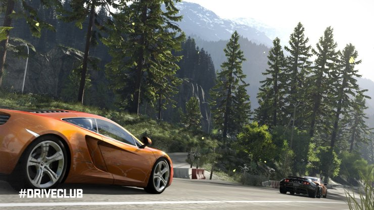 Driveclub - Screenshot
